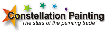 stylized image of Constellation Painting's company logo
